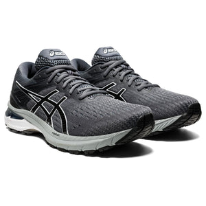 'ASICS' Men's GT-2000 9 - Carrier Grey / Black (Wide)