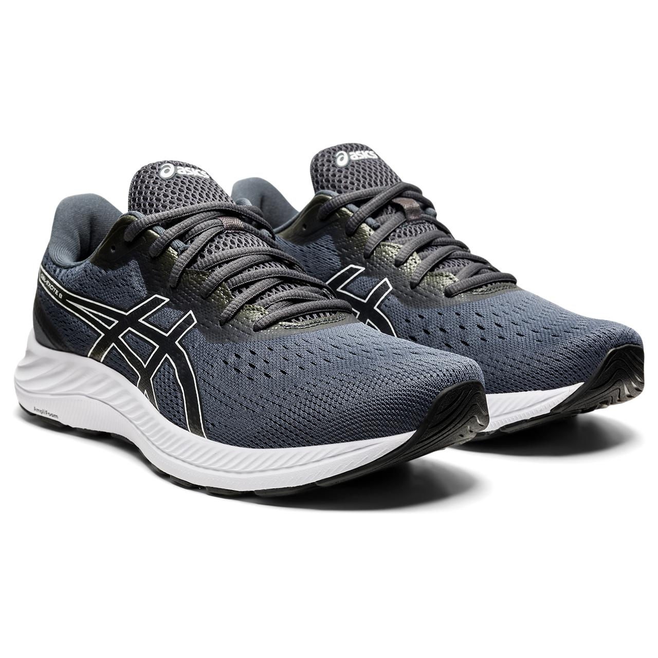 'ASICS' Men's Gel Excite 8 - Carrier Grey / White