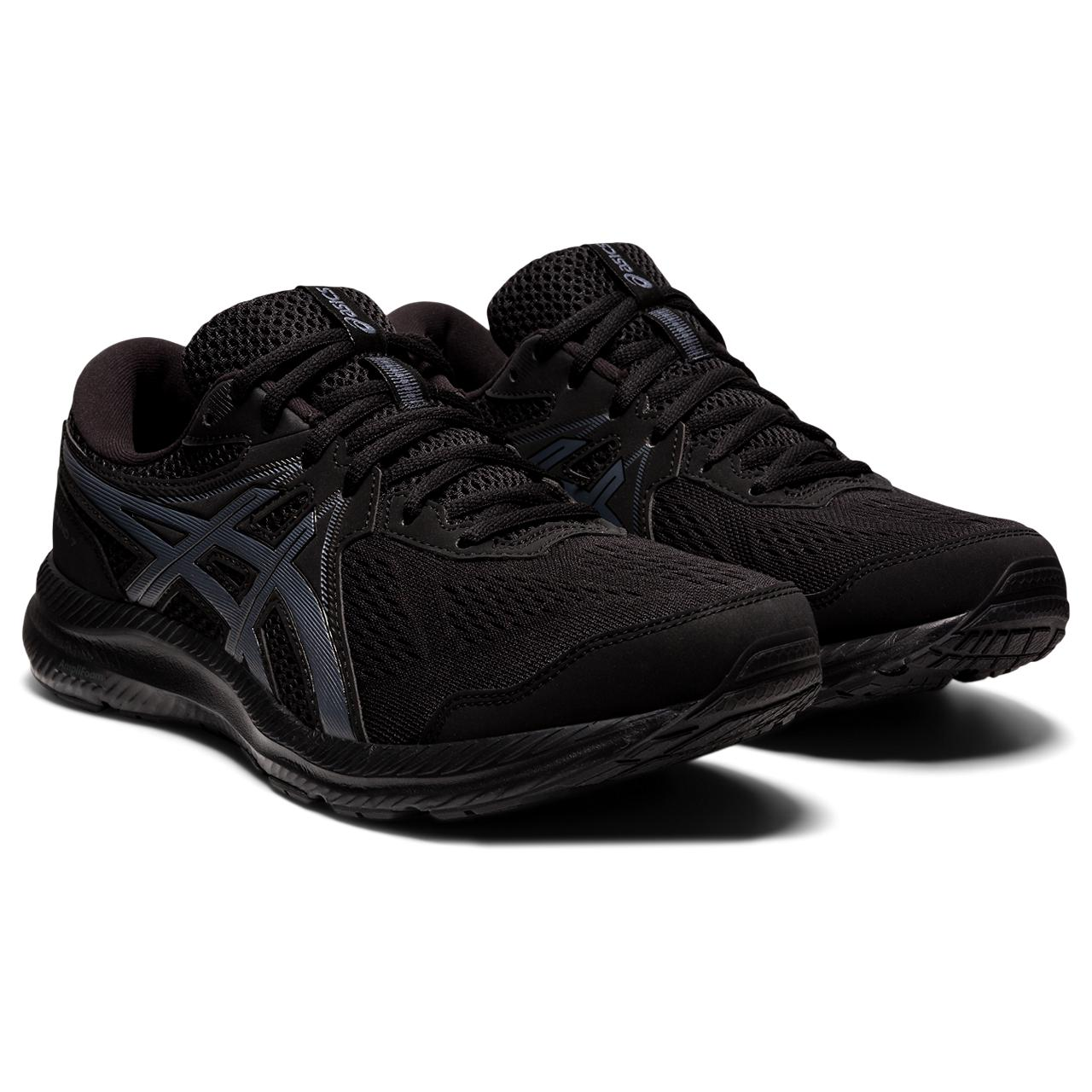 'ASICS' Men's Gel Contend 7 - Black / Grey