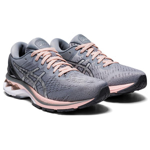 'ASICS' Women's Gel-Kayano 27 - Sheet Rock / Pure Silver