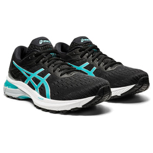 'ASICS' Women's GT-2000 9 - Black / Techno Cyan