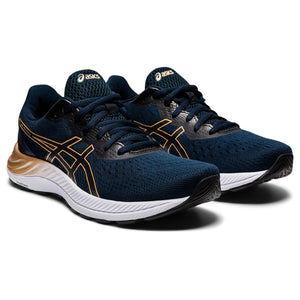 'ASICS' Women's Gel Excite 8 - French Blue / Champagne