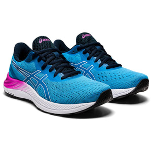 'ASICS' Women's Gel Excite 8 - Digital Aqua / White