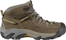 'KEEN' 1013124 - Targhee II Wide Waterproof Mid - Black Olive / Yellow