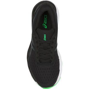 'ASICS' Youth Gel-Cumulus 20 GS Shoe - Black / Green