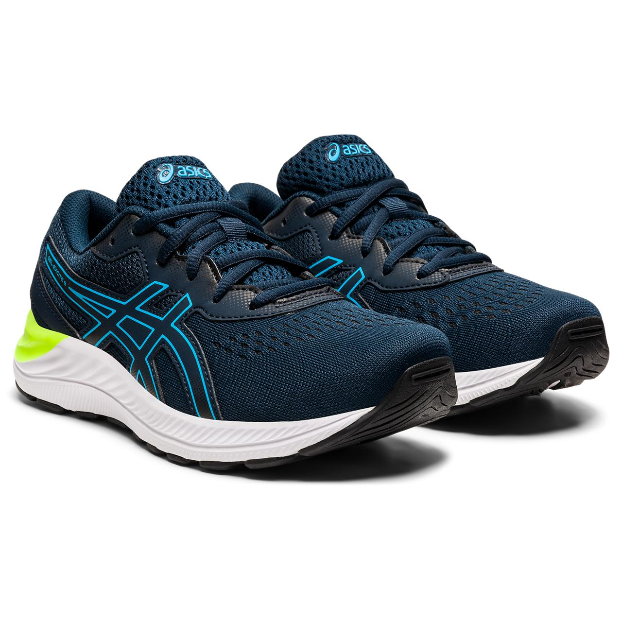 'ASICS' Youth Gel Excite 8 - French Blue / Digital Aqua