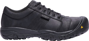 'Keen' Men's La Conner ESD Aluminum Toe - Black