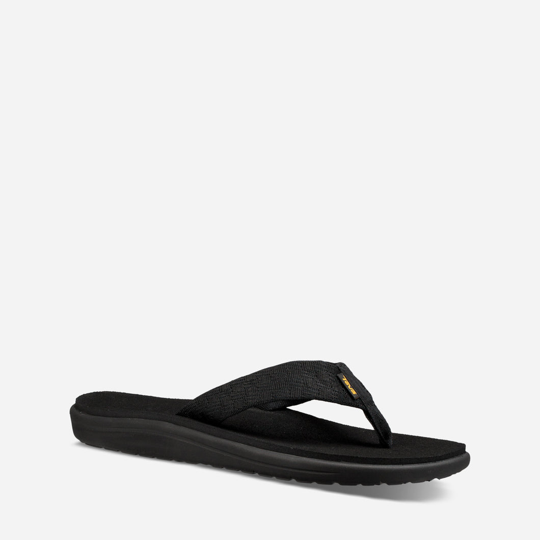 'Teva' Men's Voya Flip - Brick Black