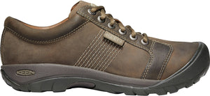 'Keen' Men's Austin - Chocolate Brown
