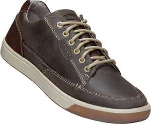 'Keen' Men's Glenhaven Sneaker - Mulch Brown / Rooibos Tea
