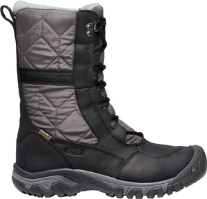 'Keen' Women's HooDoo III Insulated Winter Boot - Black Magnet