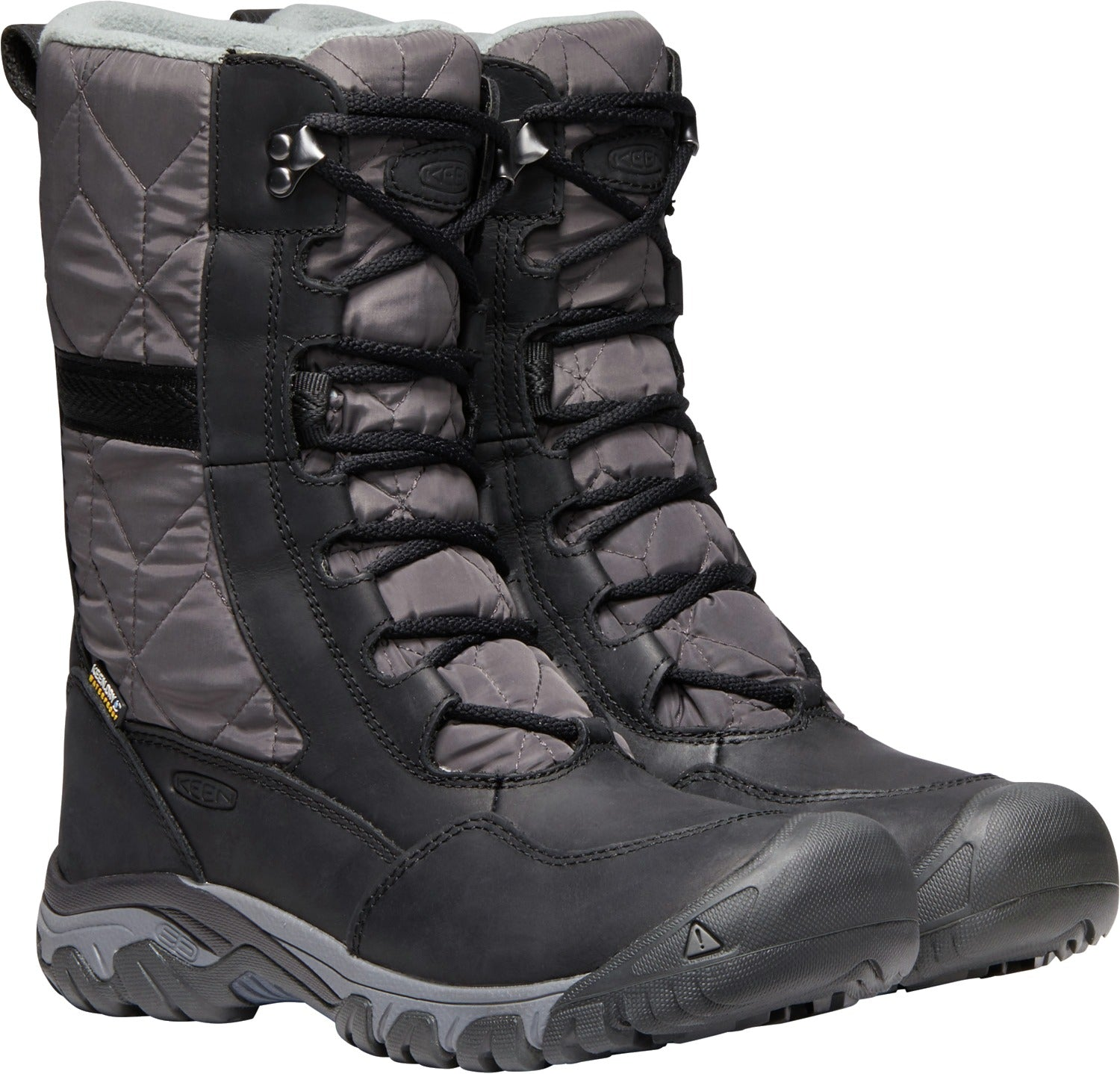 'Keen' 1019915 - Women's HooDoo III Insulated Winter Boot - Black Magnet