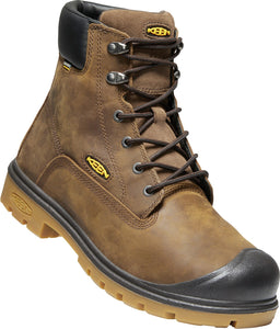 Baltimore 600 Gram Steel Toe - Cascade Brown / Black