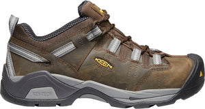 'Keen' Men's Detroit XT ESD Steel Toe - Cascade Brown / Gargoyle