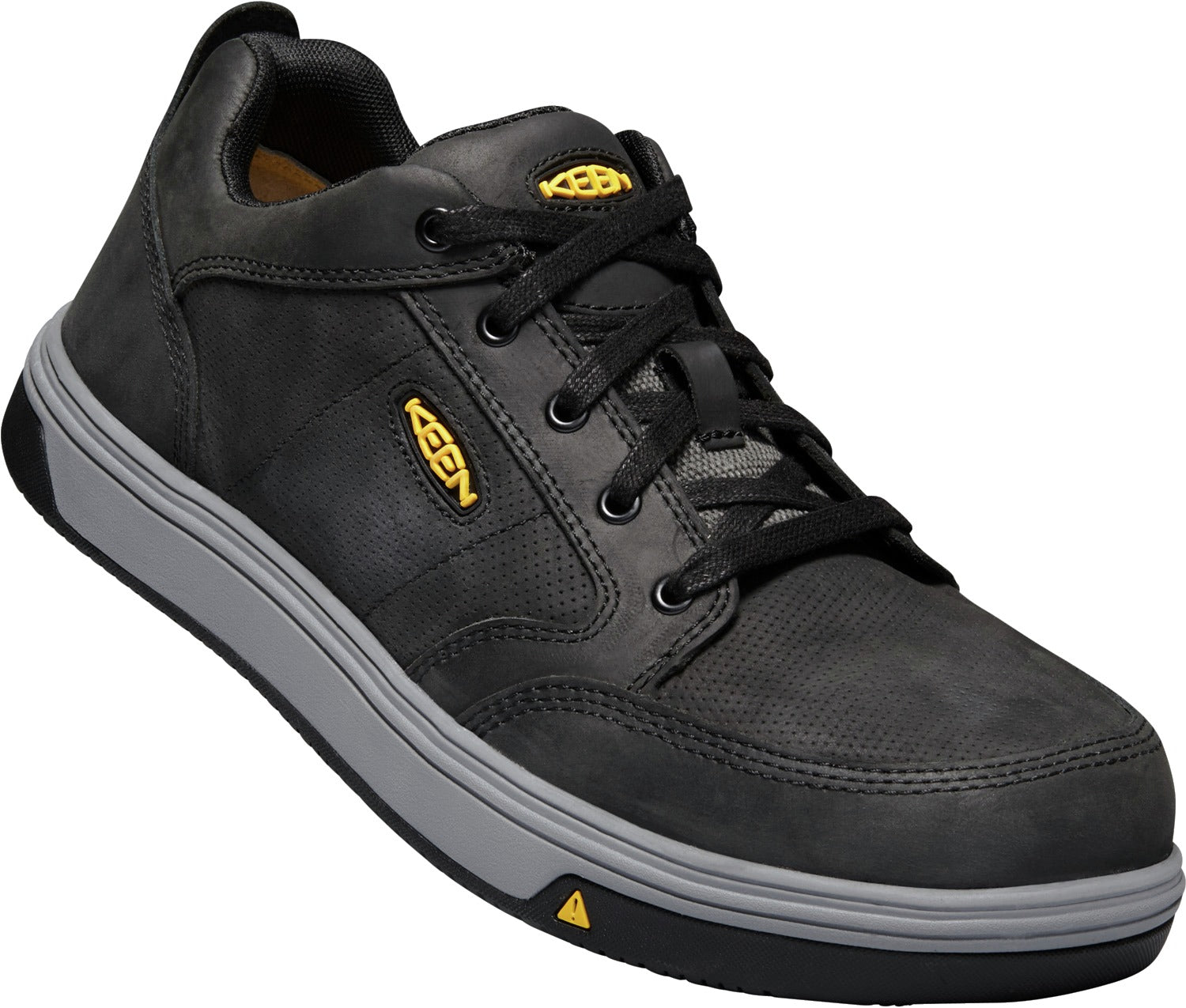 Redding ESD Aluminum Toe - Black / Grey