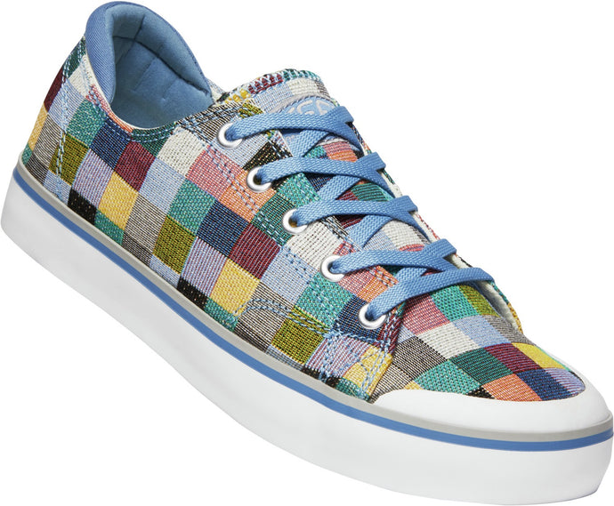 'Keen' Women's Elsa III Sneaker - Multi / Quiet Harbor