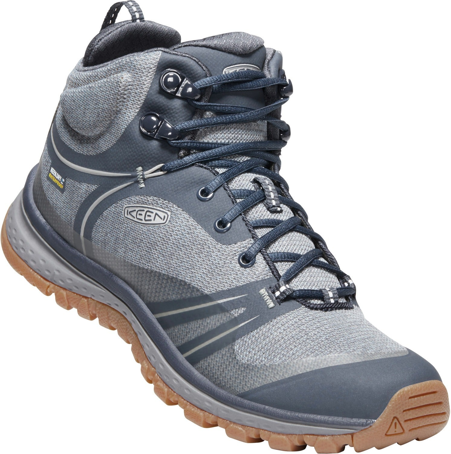 1020716 - Keen Terradora Waterproof Mid - Blue Night / Blue Mirage