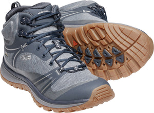 'Keen' Women's Terradora Mid WP - Blue Night / Blue Mirage