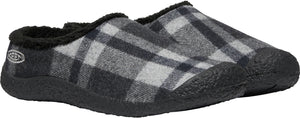 'Keen' 1021846 - Women's Howser Slide - Black Plaid / Black