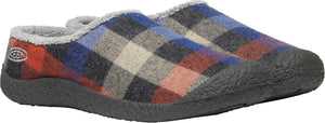 'Keen' Women's Howser Slide - Multi Plaid / Raven