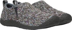 'Keen' Women's Howser II Wool Slip-On - Grey Multi / Raven