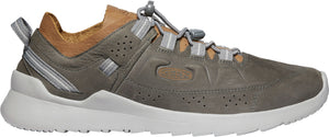 'Keen' Men's Highland Oxford Sneaker - Steel Grey / Drizzle