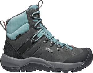 'Keen' Women's Revel IV Mid Polar - Magnet / North Atlantic