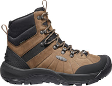 'Keen' Men's Revel IV Mid Polar - Dark Earth / Caramel Cafe