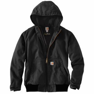 'Carhartt' Men's Full Swing® Armstrong Active Jac - Black