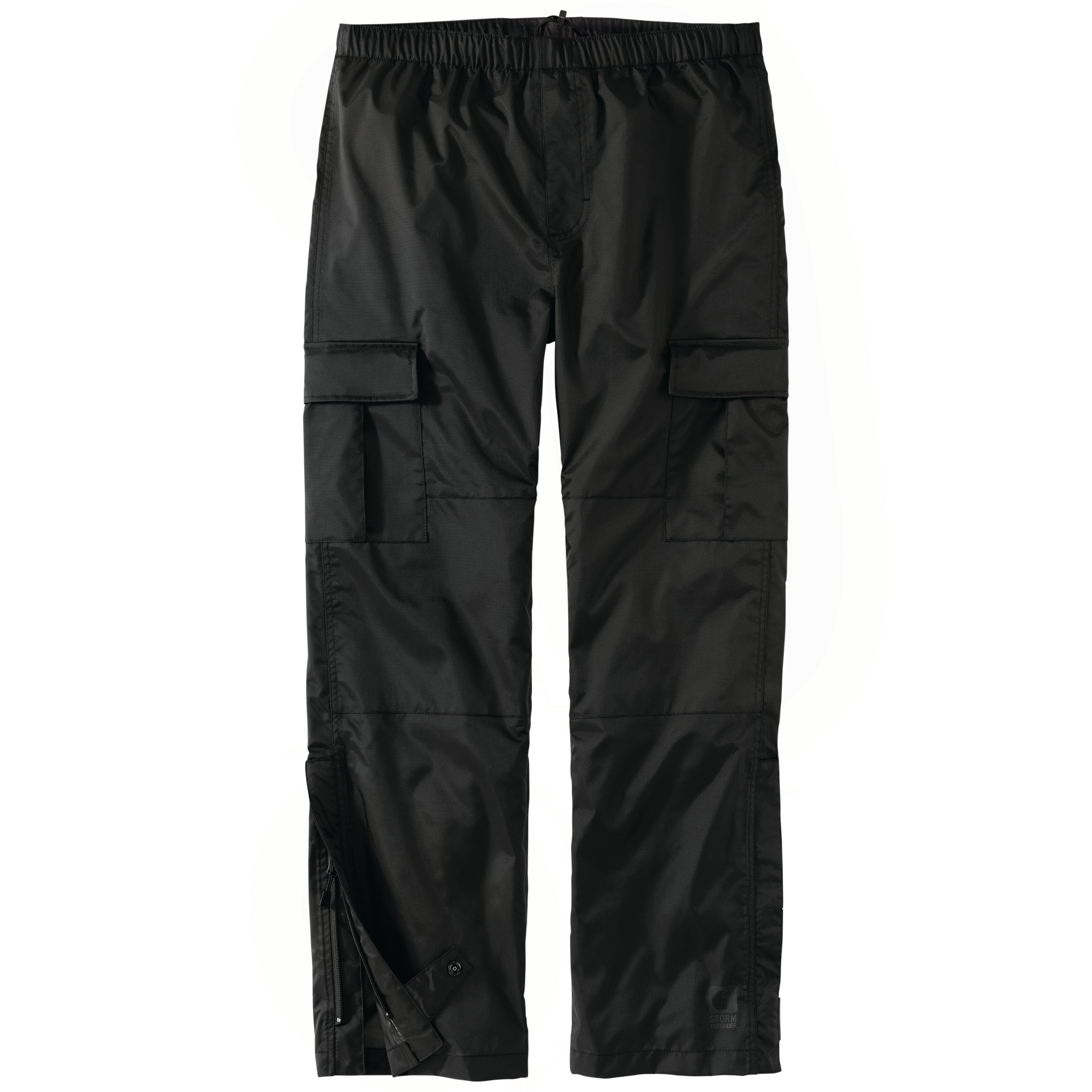 'Carhartt' Men's Dry Harbor WP Pant - Black