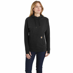 'Carhartt' Women's Newberry Hoodie - Black