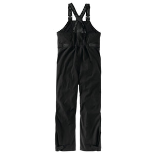 'Carhartt' Men's Storm Defender® Midweight WP Bibs - Black