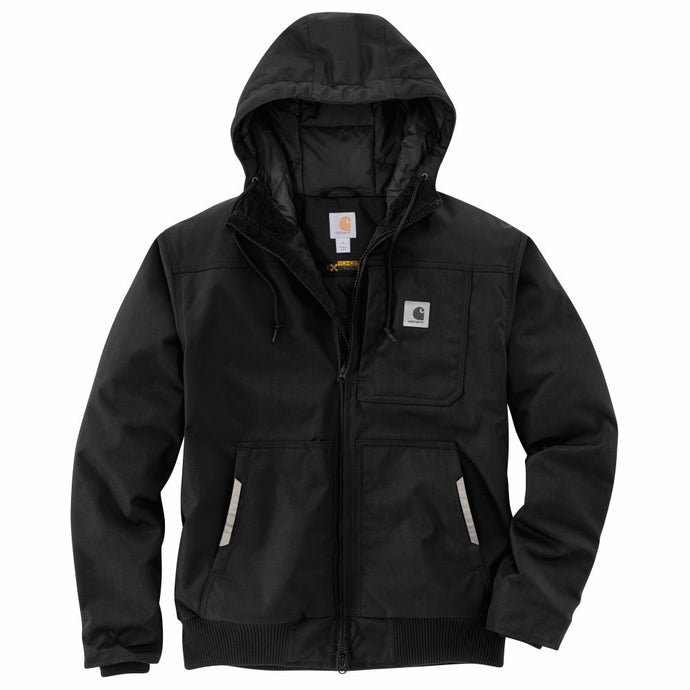 'Carhartt' Men's Yukon Extremes®Insulated Active Jac - Black