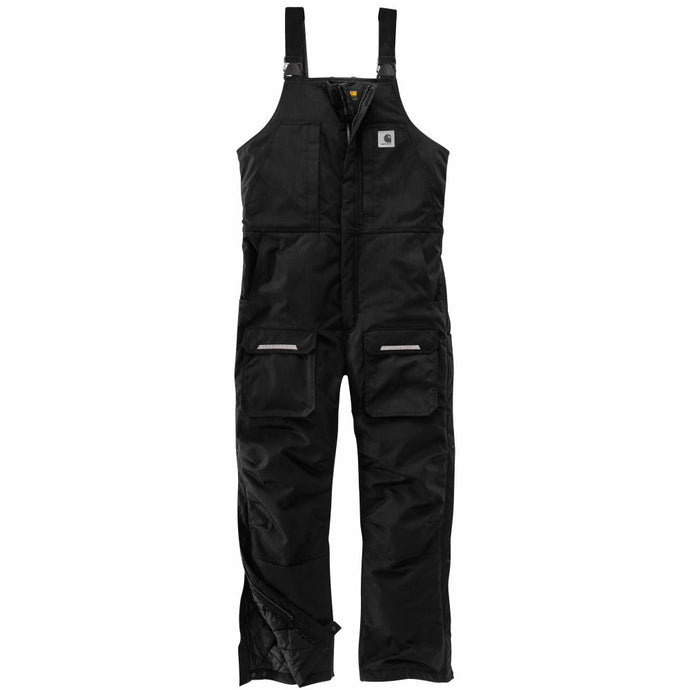 'Carhartt' Men's Yukon Extremes®Insulated Biberall - Black