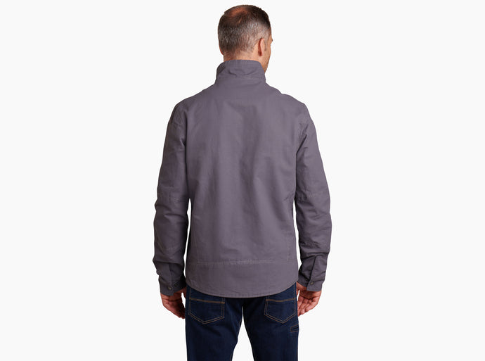 'Kuhl' Men's BURR™ Jacket - Forged Iron