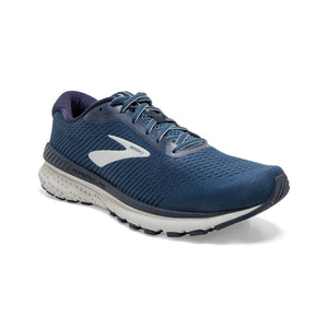 'Brooks' Men's Adrenaline GTS 20 - Poseidon / Peacoat / Grey