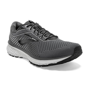 'Brooks' 110316 075 - Men's Ghost Shoe - Black / Pearl / Oyster