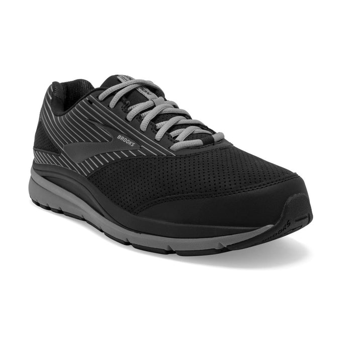 'Brooks' Men's Addiction Walker Suede - Black / Primer / Black
