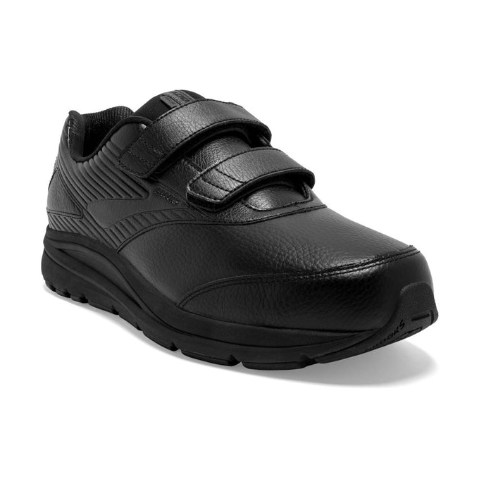 'Brooks' Men's Addiction Walker V-Strap 2 - Black / Steel Grey