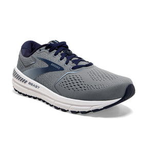 'Brooks' Men's Beast 20 - Blue / Grey / Peacoat