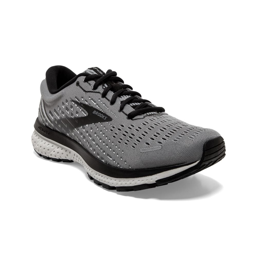 'Brooks' Men's Ghost 13 - Grey / Pearl / Black
