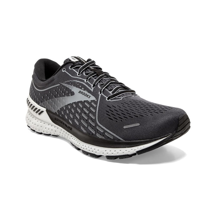 'Brooks' Men's Adrenaline GTS 21 - Pearl / Black / Grey