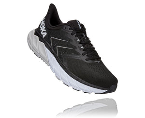 'HOKA' Men's Arahi 5 - Black / White