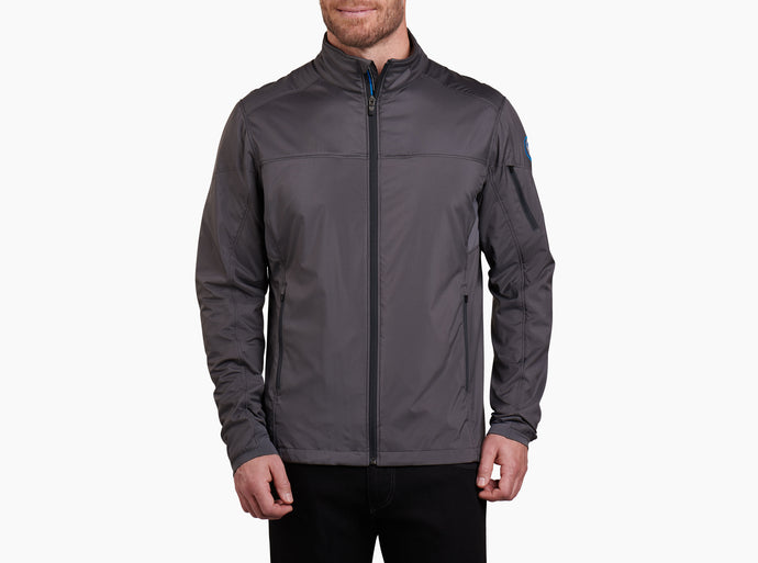 'Kuhl' Men's The ONE Jacket - Carbon