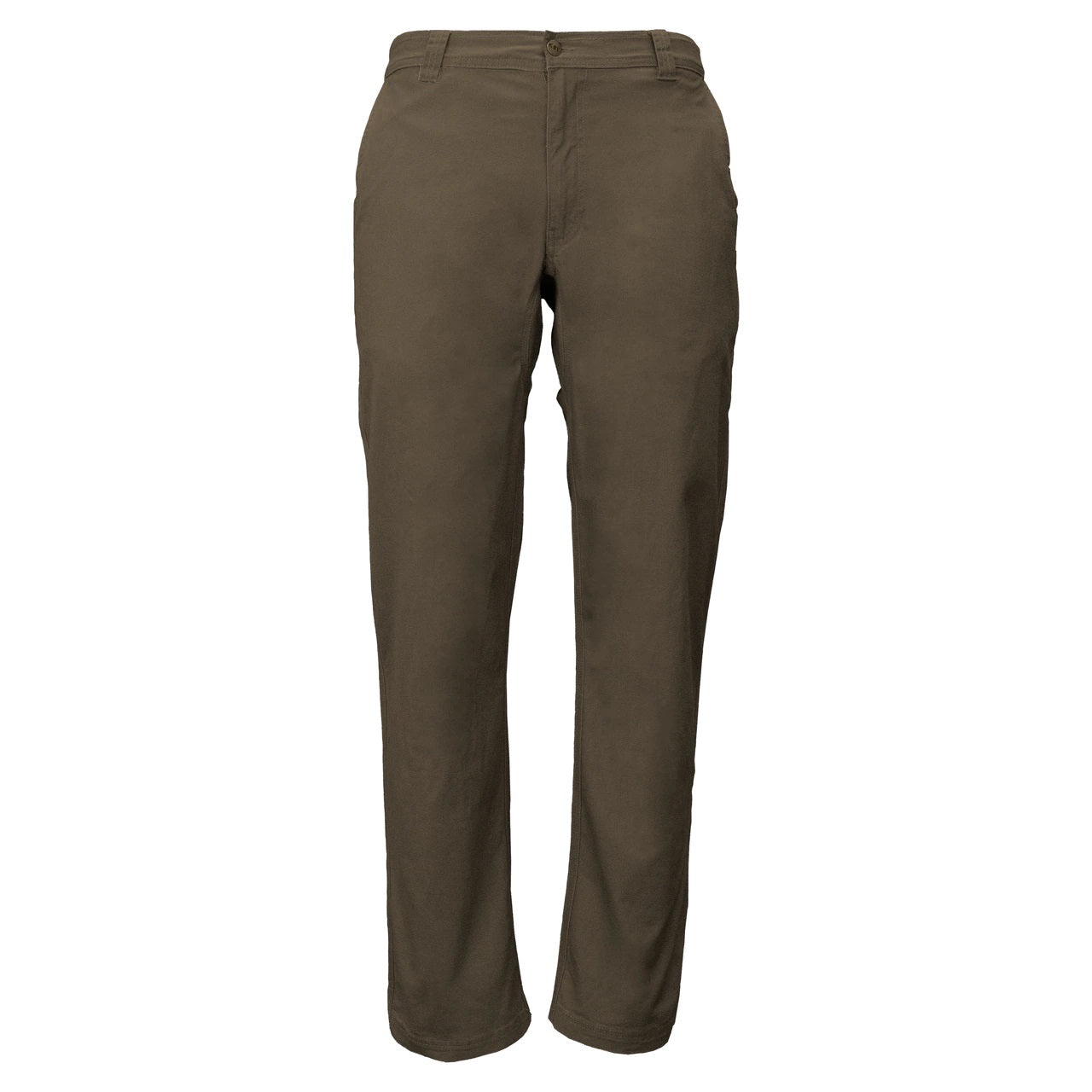 'KEY' Men's Bowman Flex Pant - Chocolate