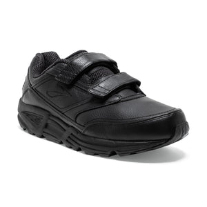 'Brooks' Women's Addiction Walker V-Strap - Black