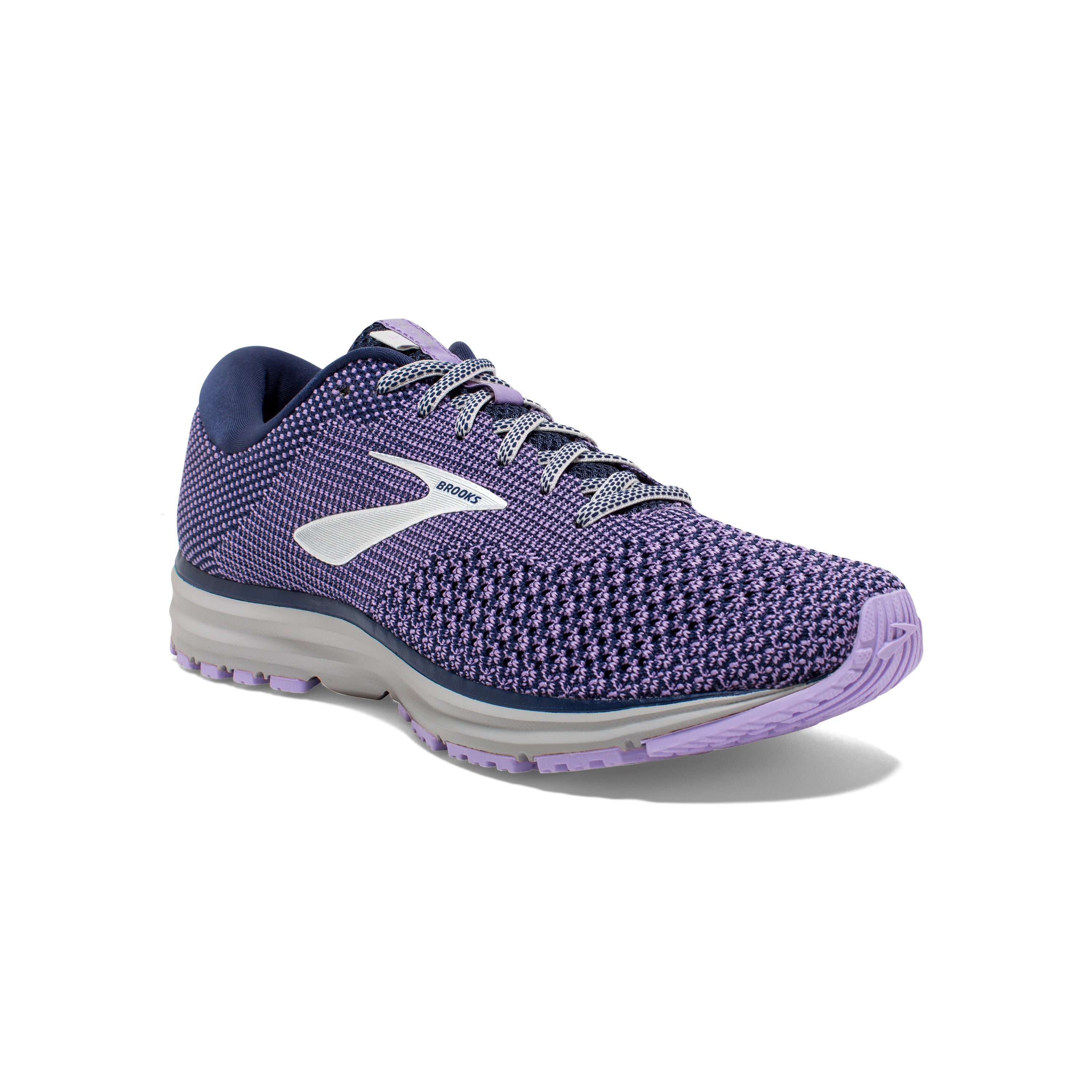 Revel 2 - Lilac / Navy / Silver
