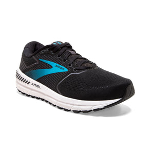 'Brooks' Women's Ariel 20 - Black / Ebony / Blue