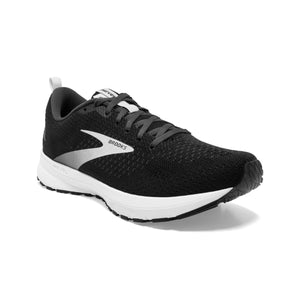 'Brooks' Women's Revel 4 - Black / Oyster / Silver