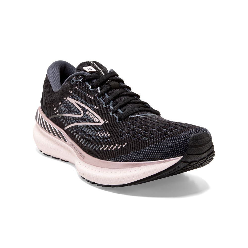 'Brooks' Women's Glycerin GTS 19 - Black / Ombre / Metallic